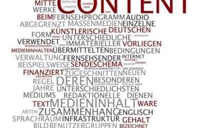 Google macht's möglich: Content Marketing