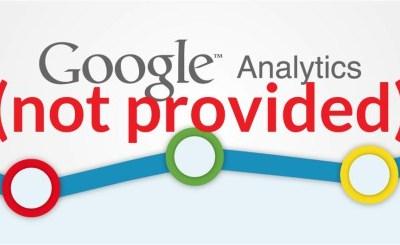 Immer noch (not provided)-Zugriffe in Ihrem Analytics-Konto? Das muss nicht sein!