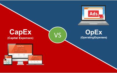 Onlinemarketing: Investitionsausgaben oder Betriebskosten? (CapEx vs OpEx)