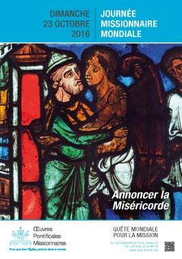 Affiche de la semaine missionnaire mondiale