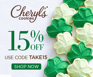 $10 on your order of $60 or more of Mrs. Beasley's baskets at Cheryls.com! Coupon Code: SHARE