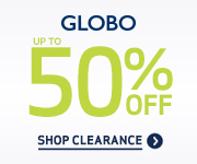 Get up to 50% Off Footwear brands for the whole family! Shop Clearance now at GLOBOShoes.com!
