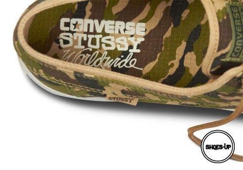 Converse x Stussy : collaboration emblématique
