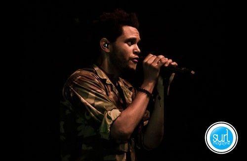 The Weeknd live @ Bataclan