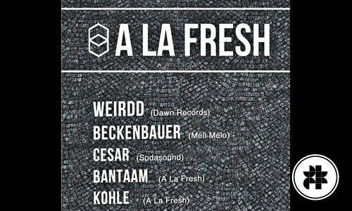 LA FRESH @ 4 elements