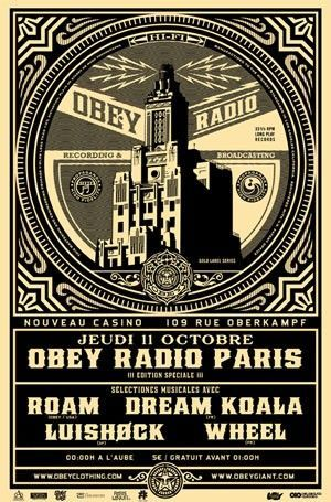 OBEY RADIO PARTY