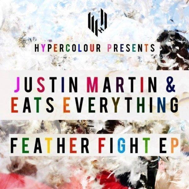 Justin Martin x Eats Everything
