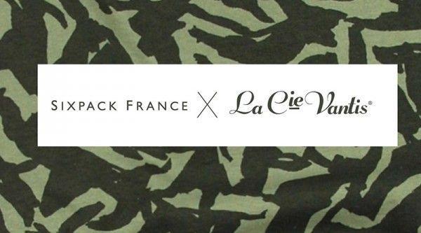 La Cie Vantis x SixPack France