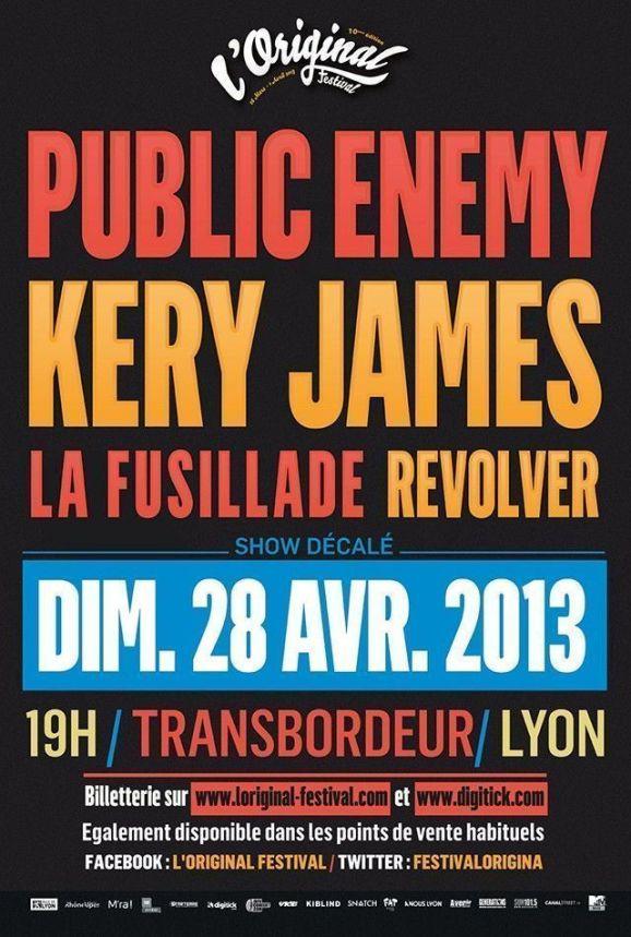 concert public enemy