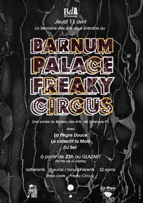 Barnum-Palace-Freaky-Circus-Glazart-openminded