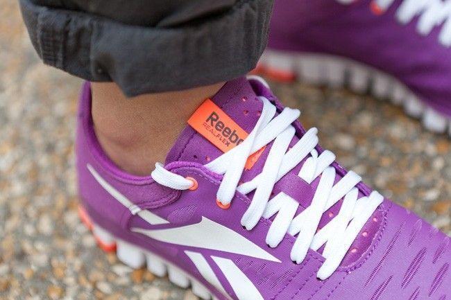 sneaker reebok realflex