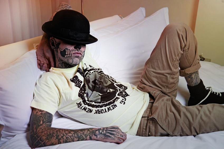 rocawear zombie boy