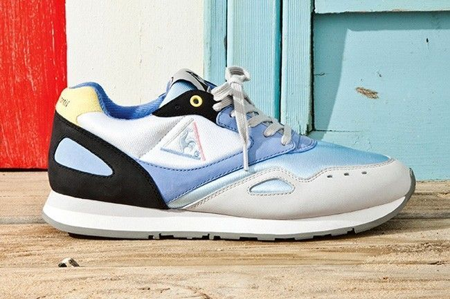 le coq sportif collaboration