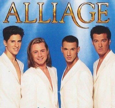 Fig. 3 - Le boys band Alliage.