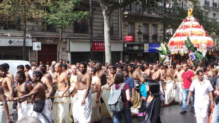 hindouisme paris