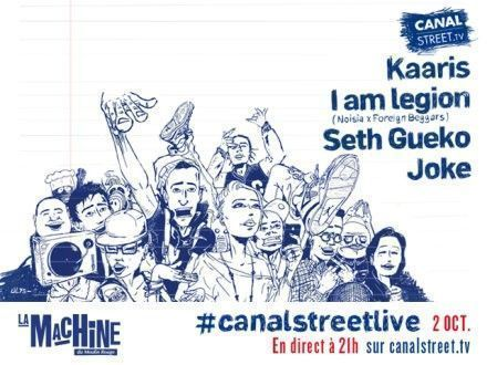 canal street live