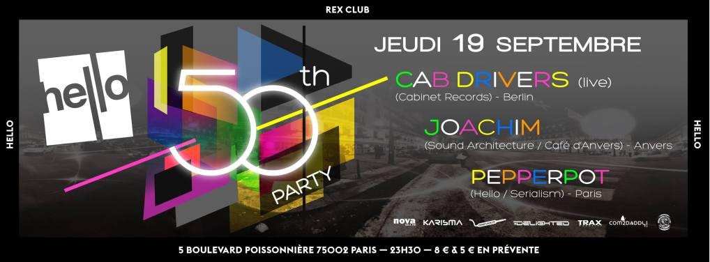 hello party rex club