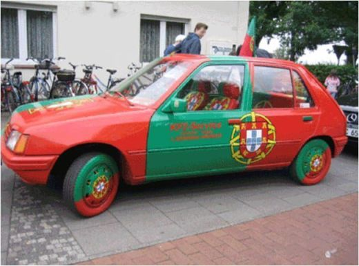 voiture portugal