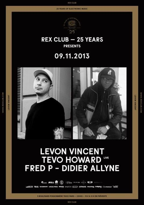 levon vincent rex club