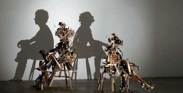 ombres Tim Noble-Sue-Webster