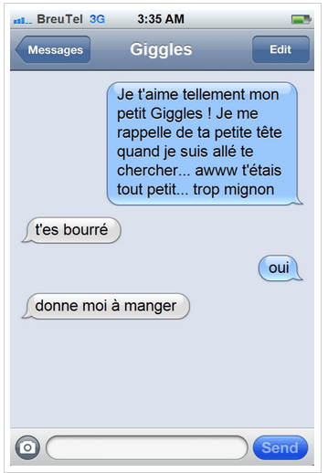 chat tumblr sms