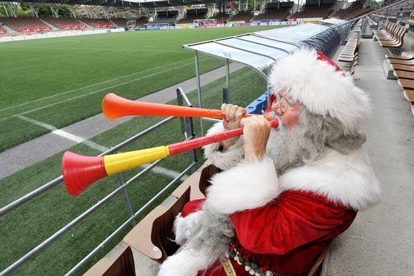 Vuvuzela de Noël