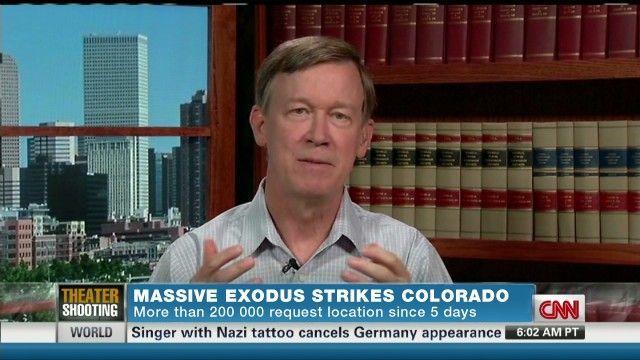 Colorado Weed CNN