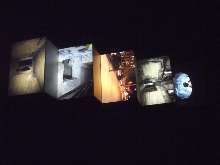 Escalier vidéo
