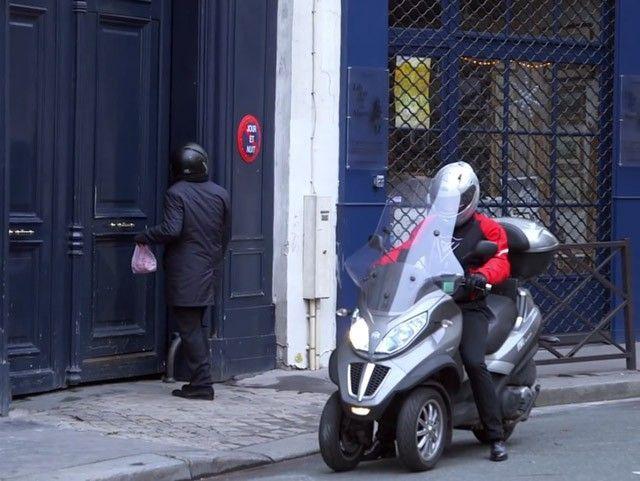 Hollande croissants