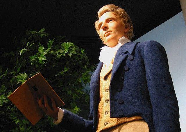 Joseph Smithe Figure