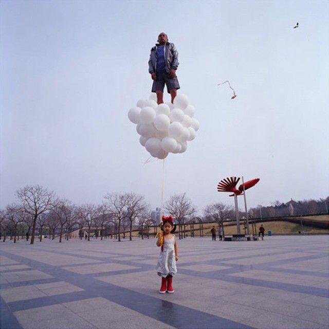 Li Wei's balloons
