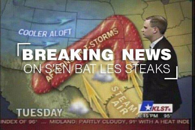 BREAKING NEWS Meteo