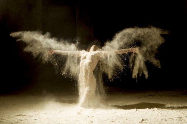 Danseur Farine ange