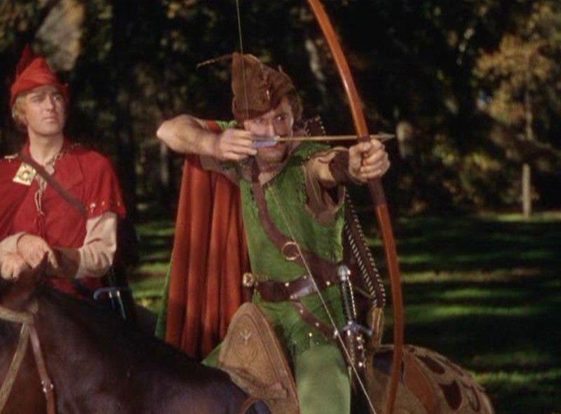 Errol Flynn Robin des Bois