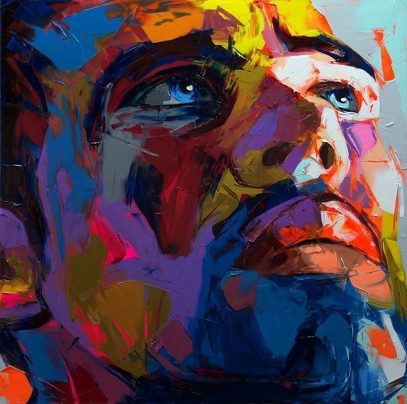 Françoise Nielly Drawing