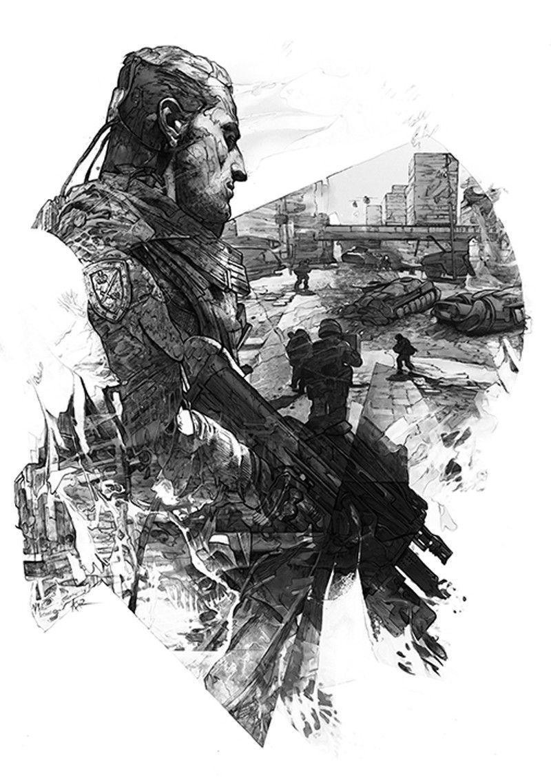 Gambit Illustrations book