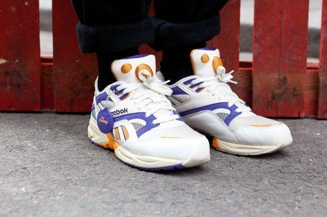 Reebok pump graphlite vintage Shoes Up