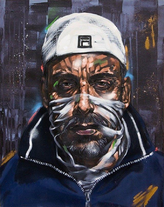 Rems182-Street artiste