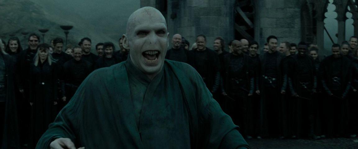 Voldemort laugh lol