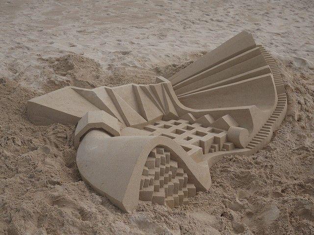 calvin seibert château de sable 7