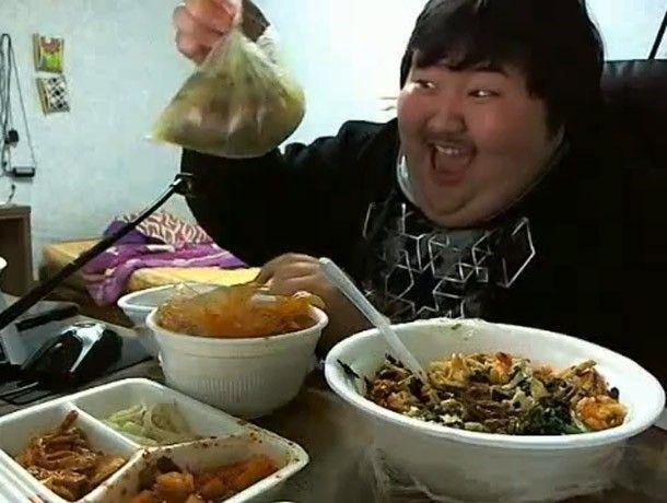 manger comme un porc
