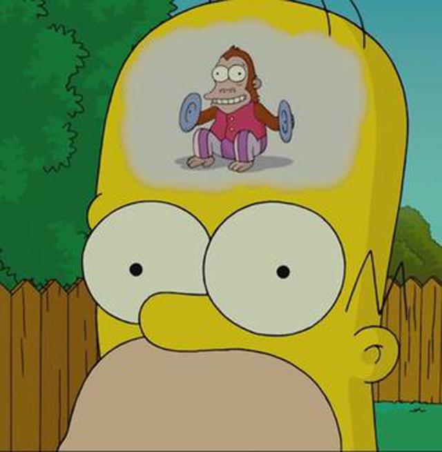 homer_monkey_think_brain