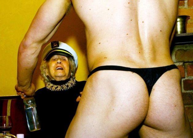 mamie Doris chippendale 100 ans