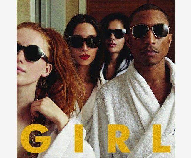 pharrell girl new album