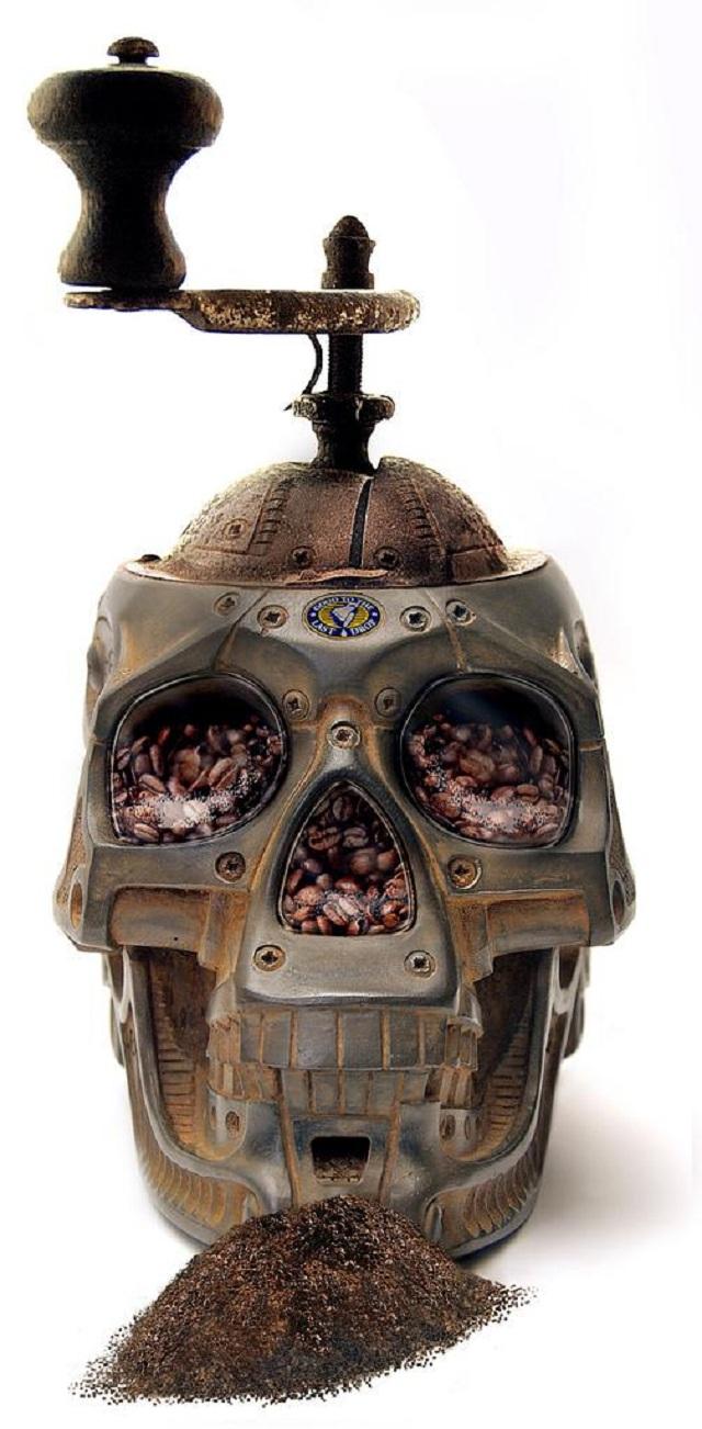 Machine à café de la mort