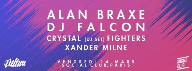 dj falcon mike huckaby social club