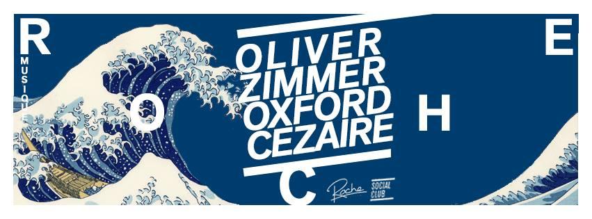 Roche Musique -  Oliver Zimmer - Oxford - Cezaire