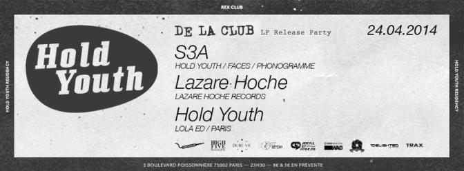 hold youth rex club