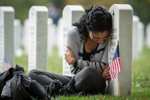 military-death