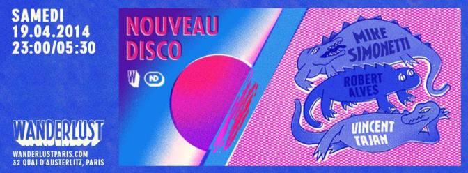 nouveau disco
